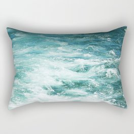 Ferrys Wake Rectangular Pillow