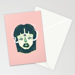 Main Obsessions Stationery Cards