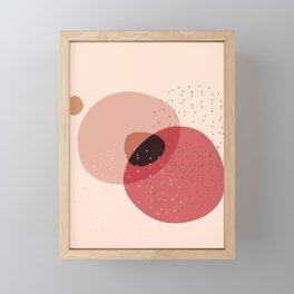 coming from nowhere Framed Mini Art Print