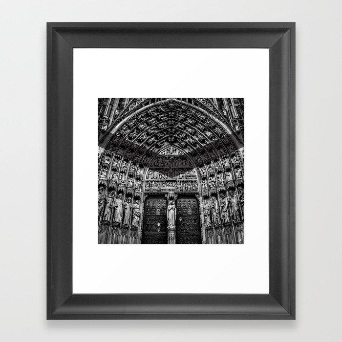 Triumph Framed Art Print