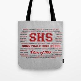 Sunnydale High School - Class of 1999 Tote Bag