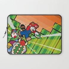 Inception Mario Laptop Sleeve