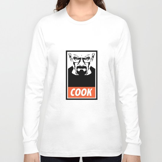 Heisenberg the Cook Long Sleeve T-shirt