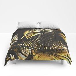 Cool Leaves II Comforters