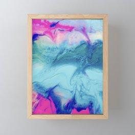 Summer jam II Framed Mini Art Print