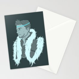 Alistair Theirin Stationery Cards