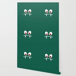 Angry Monster Wallpaper