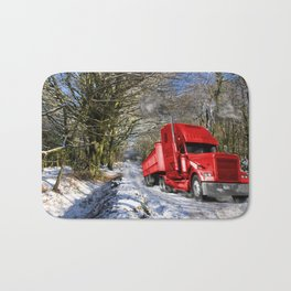 Holidays are coming  Bath Mat