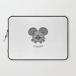 el elefante Laptop Sleeve