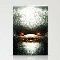 evil Stationery Cards featuring Little Evil by Dr. Lukas Brezak