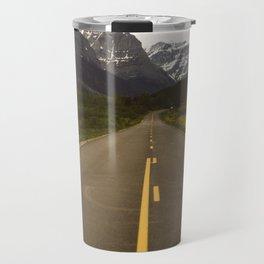 Glacier Roads Travel Mug