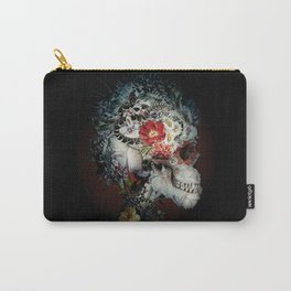 Skull I Black Series Carry-All Pouch