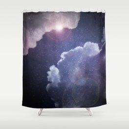 MAGIC NIGHT Shower Curtain
