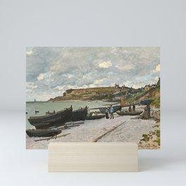 Claude Monet - Sainte-Adresse, 1867 Mini Art Print