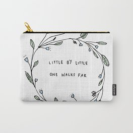 Little By Litte Carry-All Pouch
