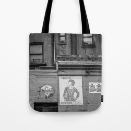 East Village Streets XI Tote Bag