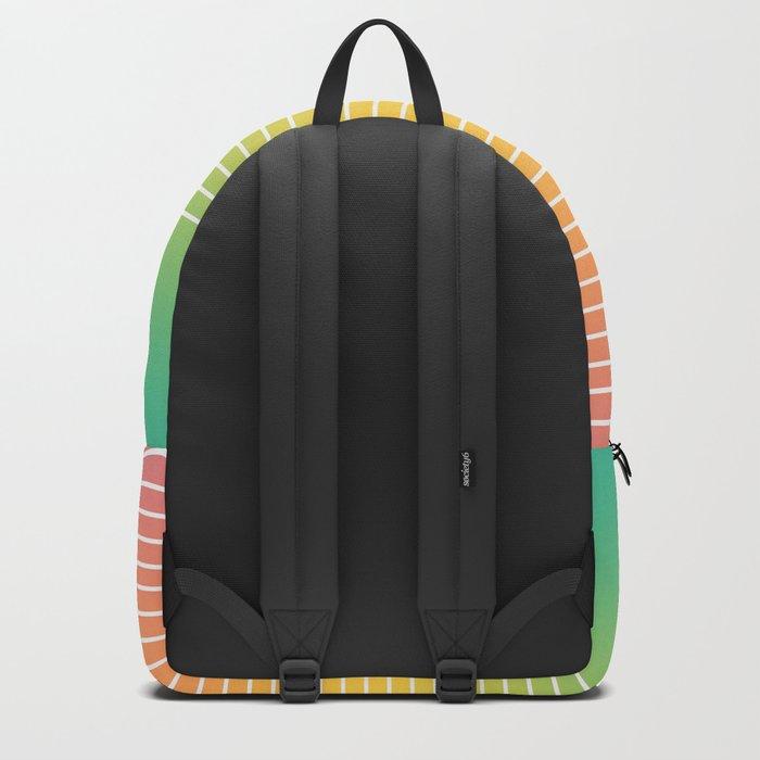 Tropical Fruit Backpack