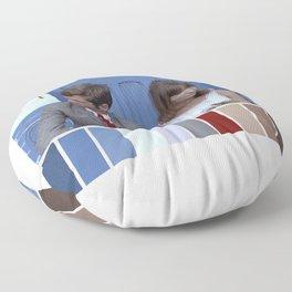 Pierrot Le Fou Floor Pillow