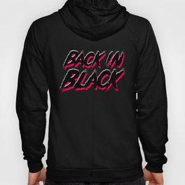 Back in Black Hoody