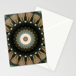 Nautical Mandala Stationery Cards