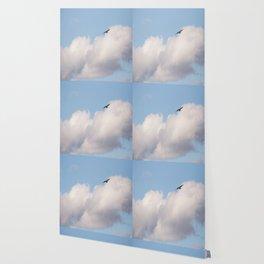 Osprey in Blue Sky #decor #society6 #buyart Wallpaper
