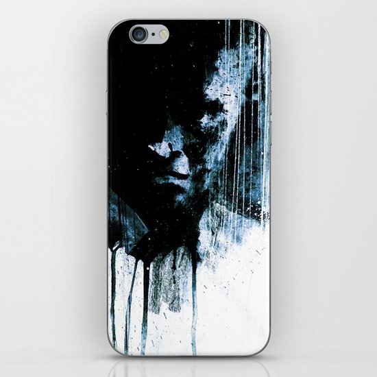 The Visitor #3 iPhone & iPod Skin