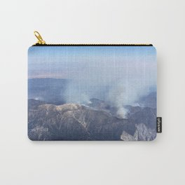Aerial Mist Carry-All Pouch