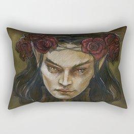 The Black Prince Rectangular Pillow