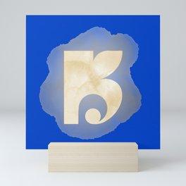 Letter K Mini Art Print