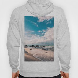 beach-sea Hoody