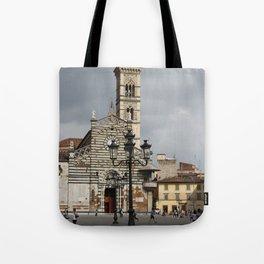 Prato's Duomo Tote Bag