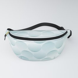 Bleached Coral Fanny Pack