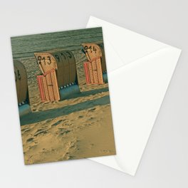 The lonesome four Stationery Cards