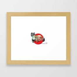 2006 Honda Element Framed Art Print