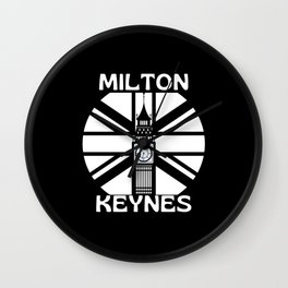 Milton Keynes Great Britain  Big Ben Wall Clock