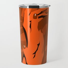 Sacral Chakra - Creativity Travel Mug