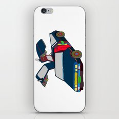 Cool Boys Like Flying Cars iPhone & iPod Skin