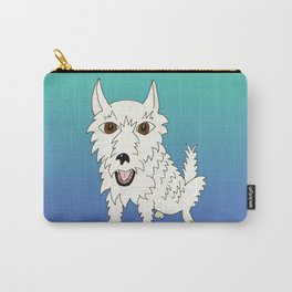 Basic Westie Carry-All Pouch