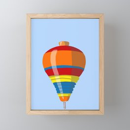 Colorful Top Framed Mini Art Print