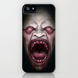 Darkness iPhone Case