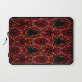 Concave Stature Pattern 3 Laptop Sleeve