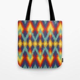 Pattern Native American Tote Bag