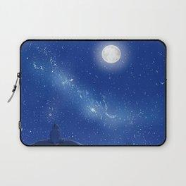 Eeyore-A Lonely Night Laptop Sleeve