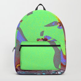 In the creation process Backpack