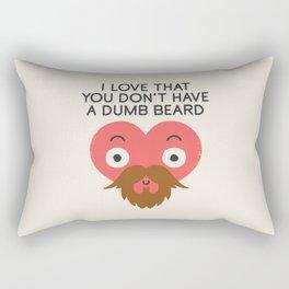 Groomed For Love Rectangular Pillow
