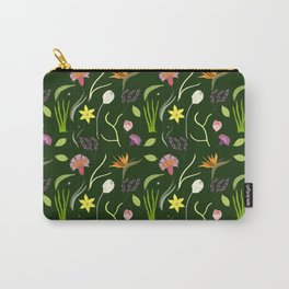 Nocturnal Spring Fantasy Carry-All Pouch