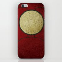 ironman iPhone & iPod Skins featuring Ironman by Fries Frame