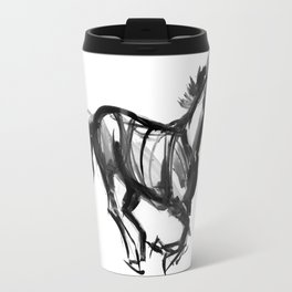 Horse (Far from perfection) Travel Mug