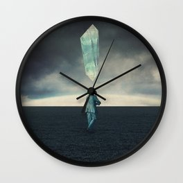 Living two whole lives with Burden Wall Clock