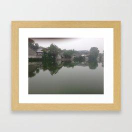 Beijing Framed Art Print